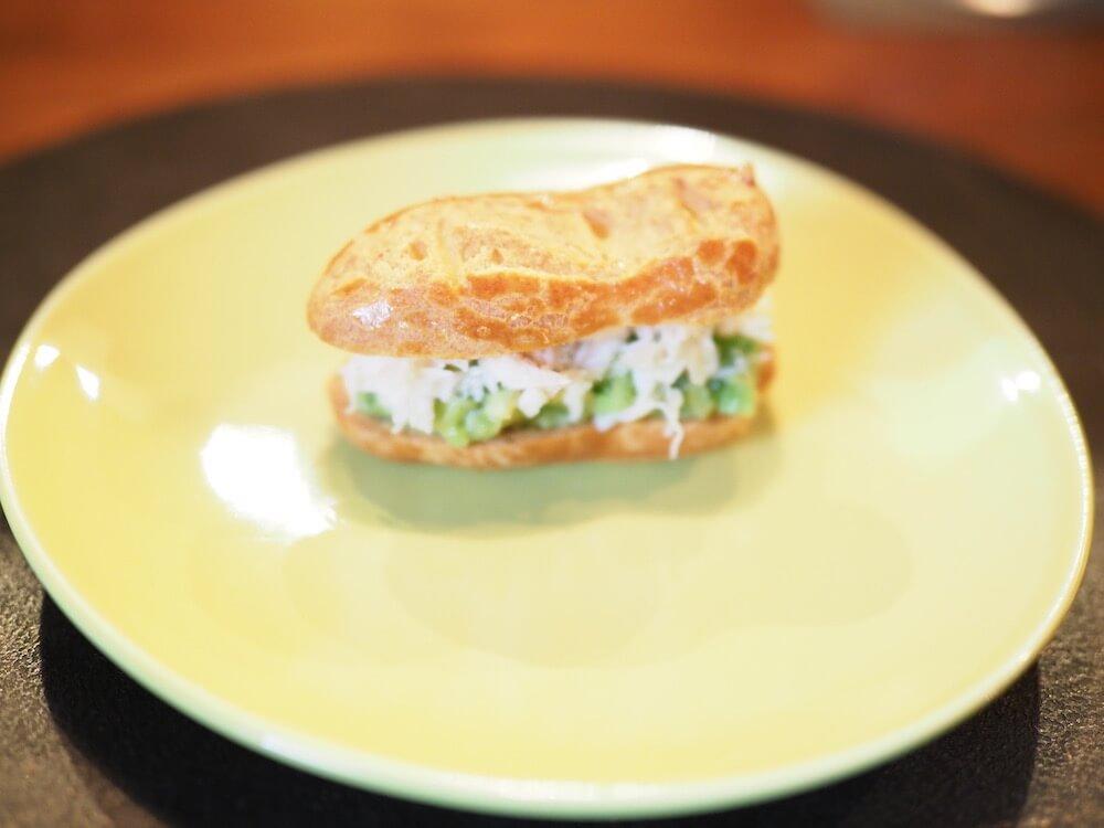 「前菜」京都イタリアンの名店チェンチ(cenci)の評判や口コミレビュー