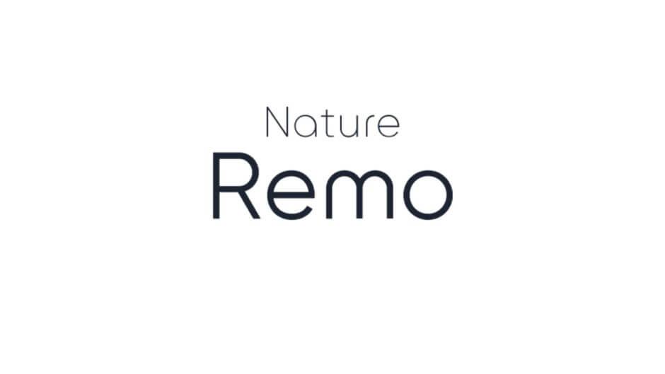nature remoのロゴ アイキャッチ画像
