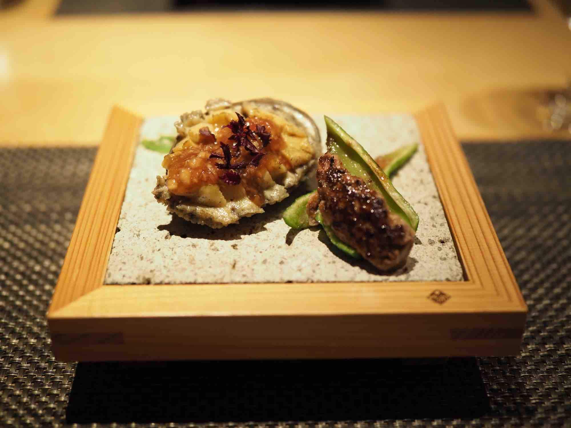 京都懐石料理花六(はなろく)コース料理の写真口コミ
